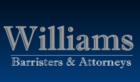 Williams Barristers & Attorneys