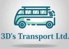3D's Transport
