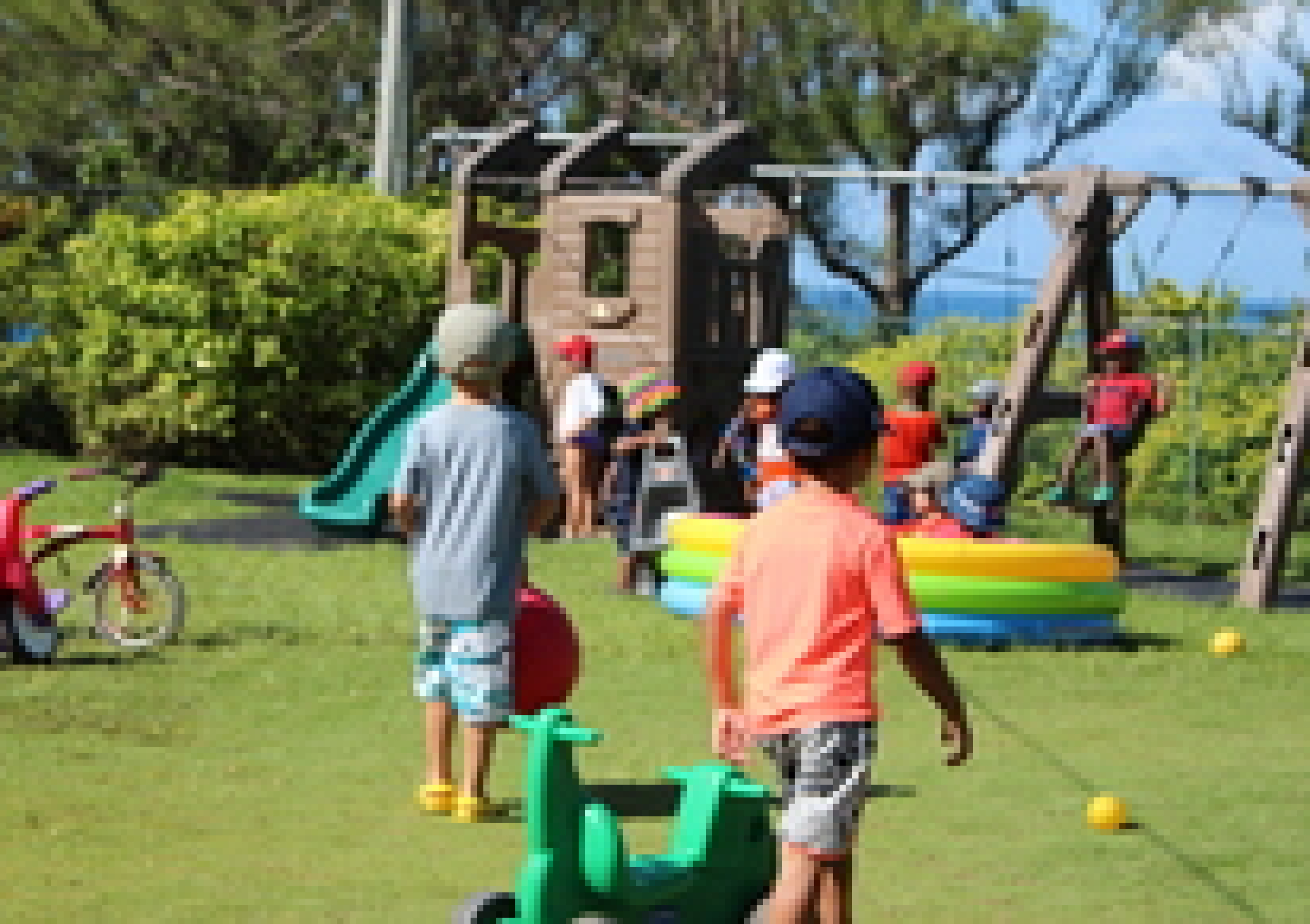Bermuda Tree Tops Pre School Ltd Bermuda Child Care
