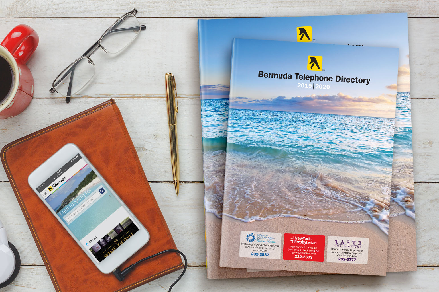 2019 Bermuda Telephone Directory - Available Now! - Bermuda