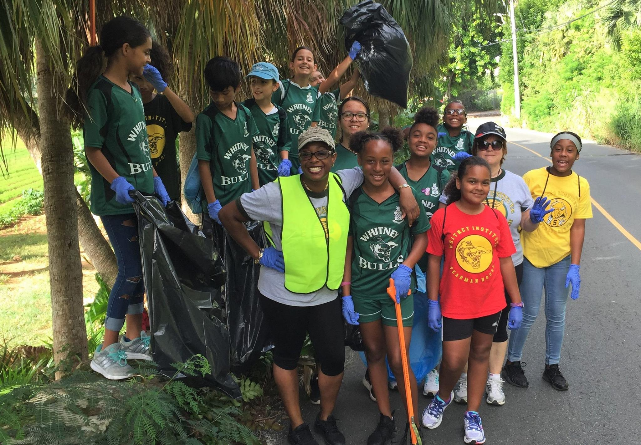 Bermuda Beach Clean-Up