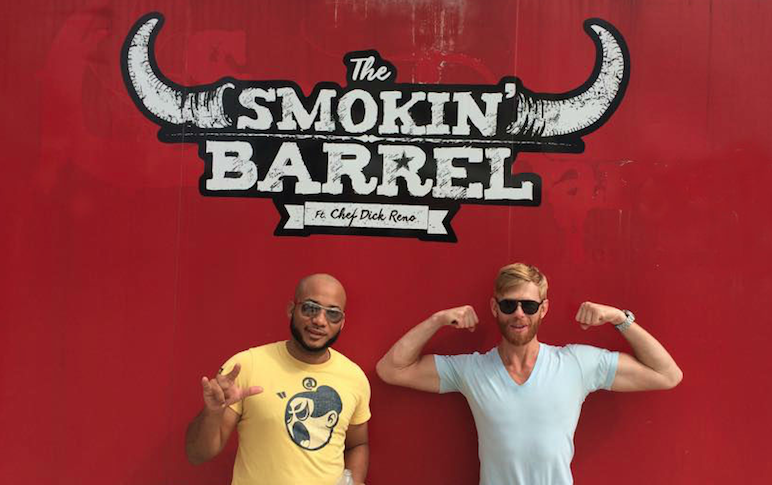 The Smokin Barrel