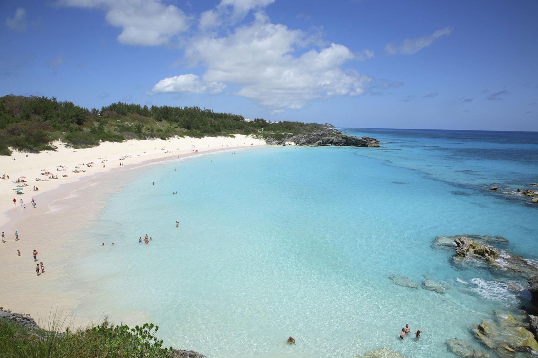 Horshoe Bay Beach, Bermuda